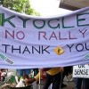 Kyogle locals clash over car rally
