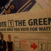 Greens' election success reflects major parties 'negativity'