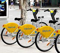 CityCycle Scheme. Source: www.brisbane.qld.gov.au