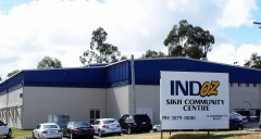 The Indoz Centre at Inala. Photo: Peter Sarai