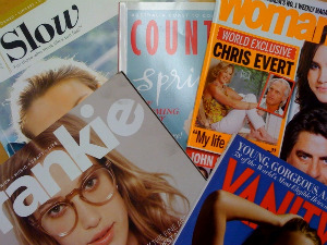 Readers are looking for magazines they can form a connection to, that reflect their lives. Photo Source: Tijana Jaksic