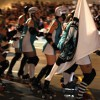 Home win for Brisbane roller derby team