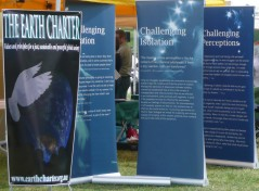 Earth Charter Australia hosts the Peace & Sustainability Fair. Source: Sophie Barrington