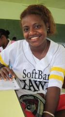 Sonia - enjoying life at DWU.