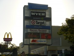Staff members fear Indooroopilly shopping centre may be infested with rats.