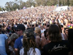 The festival expects crowds of 140,000 nationwide.